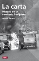 Antoni Batista: La carta