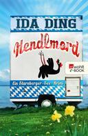 Ida Ding: Hendlmord ★★★★