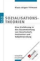 Klaus-Jürgen Tillmann: Sozialisationstheorien