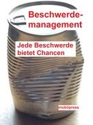 Gerd Zimmermann: Beschwerdemanagement