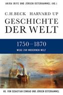 Sebastian Conrad: Geschichte der Welt Wege zur modernen Welt ★★★★