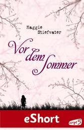 """Vor dem Sommer - eShort zur Trilogie """"Nach dem Sommer ruht das Licht in deinen Augen"""""""