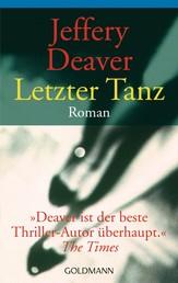 Letzter Tanz - Roman