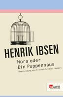 Henrik Ibsen: Nora oder Ein Puppenhaus