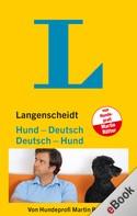 Martin Rütter: Langenscheidt Hund-Deutsch/Deutsch-Hund ★★★★