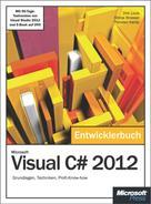 Dirk Louis: Microsoft Visual C# 2012 - Das Entwicklerbuch.