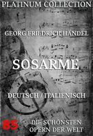 Georg Friedrich Händel: Sosarme