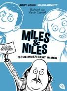 Jory John: Miles & Niles - Schlimmer geht immer ★★★★★