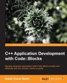 Biplab Kumar Modak: C++ Application Development with Code::Blocks