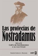 Michael Nostradamus: Las profecías de Nostradamus