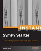 Ronan Lamy: Instant SymPy Starter