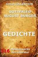 Gottfried August Bürger: Gedichte