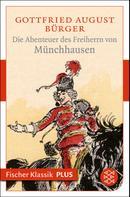 Gottfried August Bürger: Die Abenteuer des Freiherrn von Münchhausen ★★★