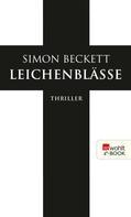 Simon Beckett: Leichenblässe ★★★★★