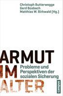 Christoph Butterwegge: Armut im Alter ★★★