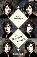 Kate Atkinson: Die Unvollendete ★★★★