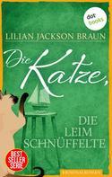 Lilian Jackson Braun: Die Katze, die Leim schnüffelte - Band 8 ★★★★★