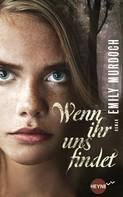 Emily Murdoch: Wenn ihr uns findet ★★★★★