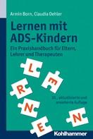 Armin Born: Lernen mit ADS-Kindern ★★★★★