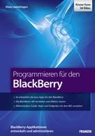 Klaus Löwenhagen: Programmieren für den BlackBerry ★★★★