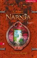 C. S. Lewis: Die Chroniken von Narnia 7: Der letzte Kampf ★★★★★