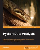 Ivan Idris: Python Data Analysis ★★★★★