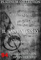 Stefano Landi: Il Sant'Alessio