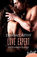 Erin McCarthy: Love Expert ★★★★