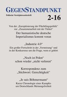 : GegenStandpunkt 2-16
