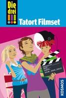 Henriette Wich: Die drei !!!, 26, Tatort Filmset (drei Ausrufezeichen) ★★★★★