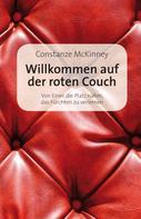 Constanze McKinney: Willkommen auf der roten Couch ★★★