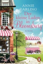 Der kleine Laden in Bloomsbury - Roman