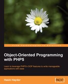 Hasin Hayder: Object-Oriented Programming with PHP5
