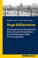 Matthias Bahr: Hugo Höllenreiner