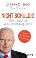 Steffen Ufer: Nicht schuldig ★★★★