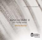 Mauricio Bejarano: Auscultare II: Arte sonoro 2009/2014