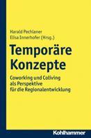 Harald Pechlaner: Temporäre Konzepte