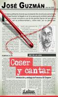 José Guzmán: Coser y cantar