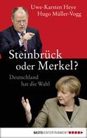Hugo Müller-Vogg: Steinbrück oder Merkel?