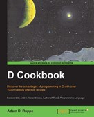 Adam D. Ruppe: D Cookbook