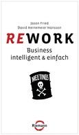 Jason Fried: Rework ★★★★