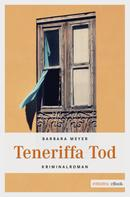 Barbara Meyer: Teneriffa Tod ★★★
