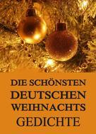 Jazzybee Verlag: Die schönsten deutschen Weihnachtsgedichte