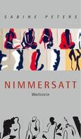 Sabine Peters: Nimmersatt