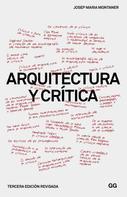 Josep Maria Montaner: Arquitectura y crítica