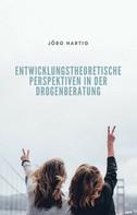 Jörg Hartig: Entwicklungstheoretische Perspektiven in der Drogenberatung Jugendlicher