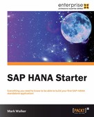 Mark Walker: SAP HANA Starter
