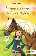 Kathrin Siegel: Sommerträume auf vier Hufen ★★★★★