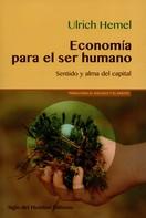 Ulrich Hemel: Economía para el ser humano