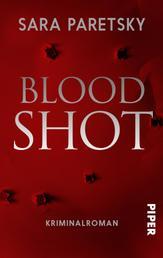 Blood Shot - Kriminalroman